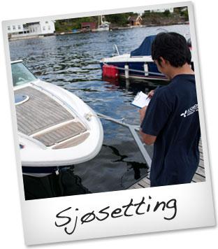 Sjøsetting